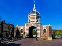 Morspoort city gate royalty free stock image