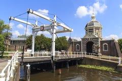 Morspoort city gate stock images