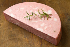Mortadella Royalty Free Stock Image