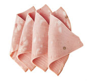 Mortadella Stock Photo