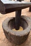 mortaio Fotografie Stock