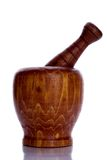 Mortar And Pestle Stock Photography