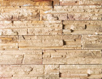 Mortar background texture of bricks Royalty Free Stock Images