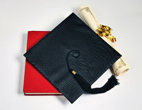 Mortar board Royalty Free Stock Images