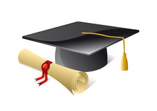 Mortar Board Stock Photography