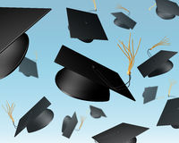 Mortar Board chuck Stock Photos