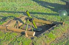 Mortar royalty free stock photography