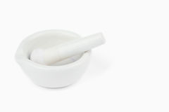 Mortar and pestle Royalty Free Stock Photos