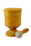 Mortar and Pestle stock photo