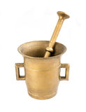 Mortar and pestle Stock Photos