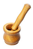 Mortar With Pestle Royalty Free Stock Images