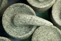 Mortar and Pestlel Stock Photography