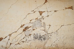 Mortar wall Royalty Free Stock Images