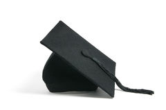 Mortarboard Stock Image