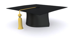 Mortarboard Stock Images