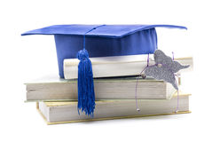 Mortarboard graduation Royalty Free Stock Photos