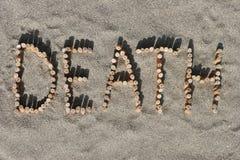 Morte immagini stock libere da diritti