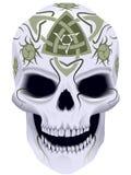 Morte com celtic um tatuagem ilustração royalty free