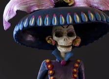 Morte da Oaxaca fotografia stock libera da diritti