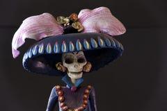 Morte da Oaxaca fotografie stock