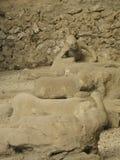 Morte de Pompeia Fotografia de Stock
