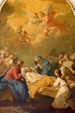 Morte della st Joseph Fotografia Stock
