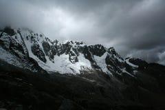 Morte in montagne Immagine Stock Libera da Diritti