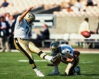 Morten Άντερσον, New Orleans Saints Στοκ Εικόνες