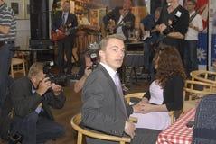 Morten messerschmidt & punt Wesmann Royalty-vrije Stock Afbeelding