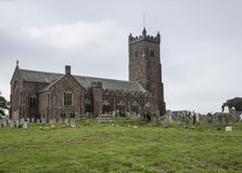 Mortenhampstead Church Devon Royalty Free Stock Photo