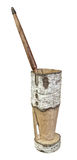 mortero Imagen de archivo libre de regalías