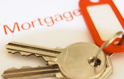 Mortgage 2 Royalty Free Stock Photo
