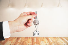 Mortgage concept Royalty Free Stock Photo