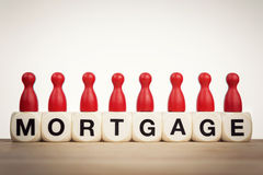 Mortgage Royalty Free Stock Photos