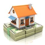 Mortgage concept. royalty free illustration