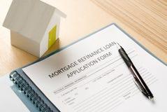 Mortgage Stock Photo