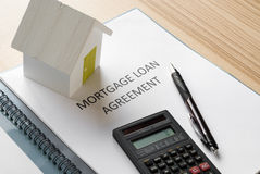 Mortgage Royalty Free Stock Images