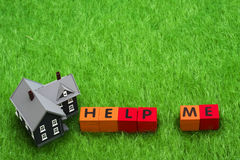 Free Mortgage Help Royalty Free Stock Image - 5513996