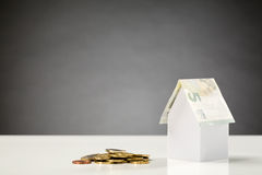 Mortgage or Home Loan Concept Royalty Free Stock Photo