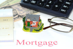 Mortgage Payment Stock Images