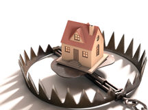 Mortgage Real Estate Royalty Free Stock Photography