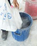 Mortier sec de sol de mosaïque Photo stock