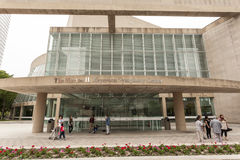 Morton H Centro de la sinfonía de Meyerson, Dallas imágenes de archivo libres de regalías