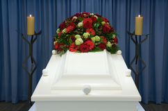 Mortuary Royalty Free Stock Photos