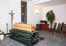 Mortuary Stock Photography