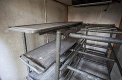 Mortuary inside Royalty Free Stock Photos