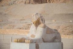 Mortuary Temple of Hatshepsut Royalty Free Stock Photo