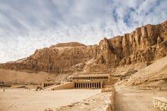 Mortuary Temple Of Hatshepsut Royalty Free Stock Image