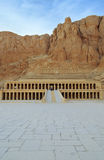 Mortuary Temple of Queen Hatshepsut Stock Photography