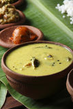 Moru curry or kalan - a traditional kerala dish Stock Images